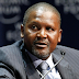 I Don't Have A House Outside Nigeria Says Aliko Dangote
