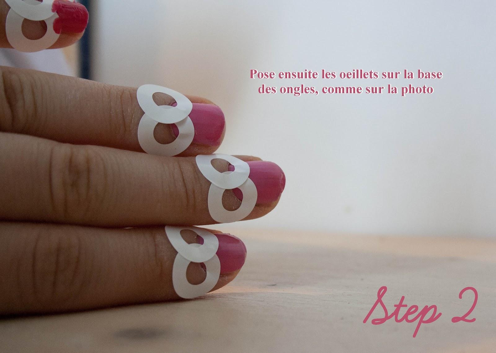 tuto nail art - couleurs d u0026 39  u00e9t u00e9