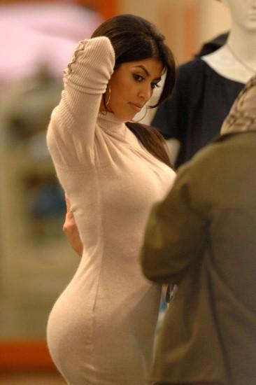 Kim Kardashian Ass