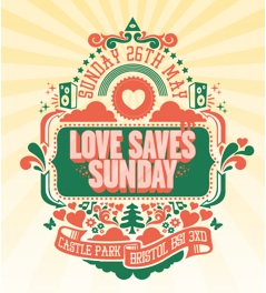 Love Saves Sunday Festival
