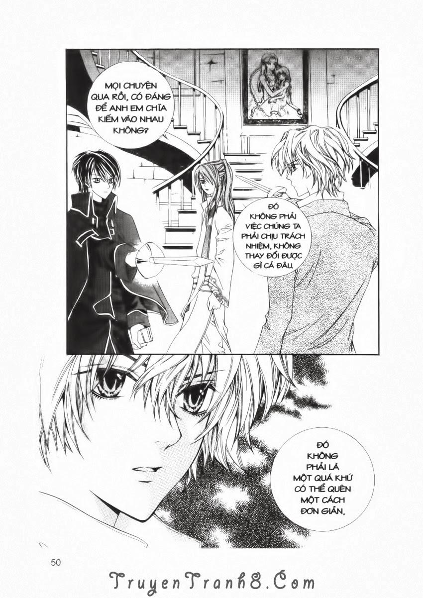 A Kiss For My Prince - Nụ Hôn Hoàng Tử Chapter 18 - Trang 13