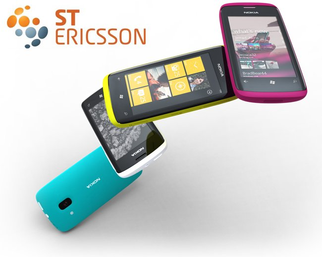 ST Ericsson Nokia Windows 7