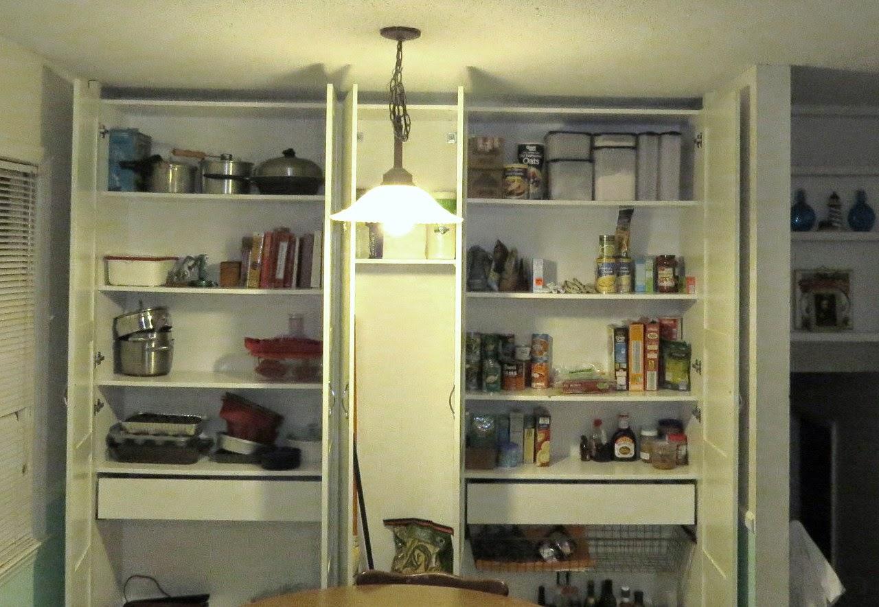 No Title Necessary My New Kitchen Pantries Thanks Ikea