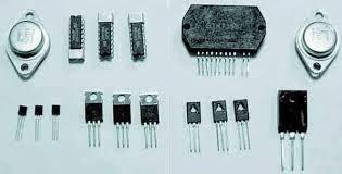 Pengertian Dan Fungsi Resistor | Transistor | Kapasitor | Dioda | Komponen-komponen Elektronika Dasar