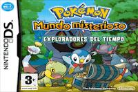 Pokémon Mundo Misterioso: Exploradores del Tiempo