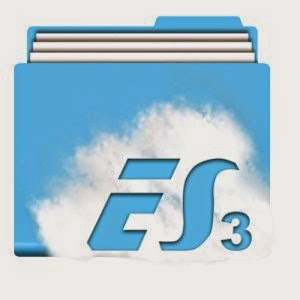 ES file explorer, file manager, the best android file manager