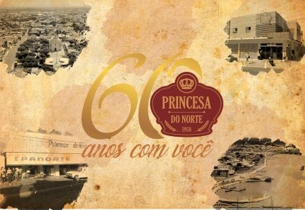 60 ANOS - PRINCESA DO NORTE