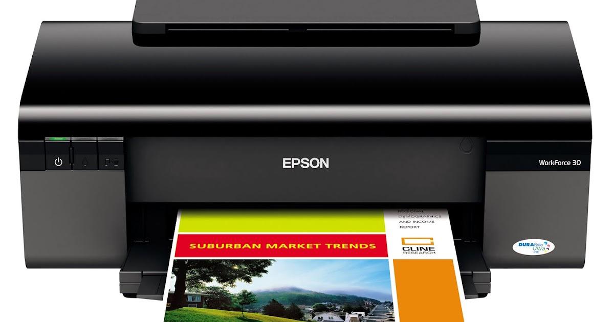 Скачать драйвера для принтера epson xp 406