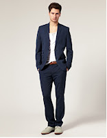 The Go-To Navy Blazer