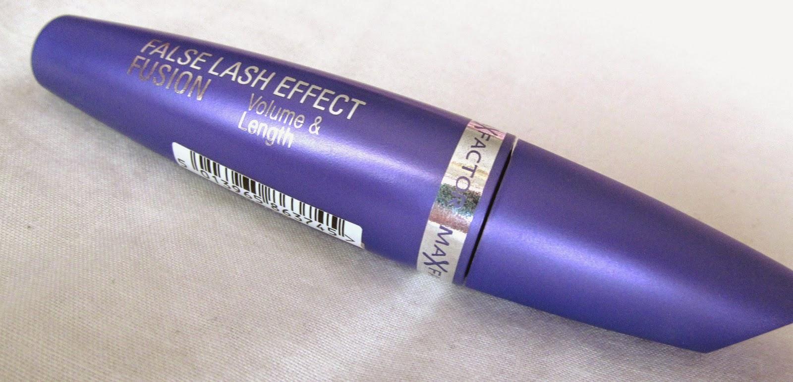 max factor false lash effect fusion review