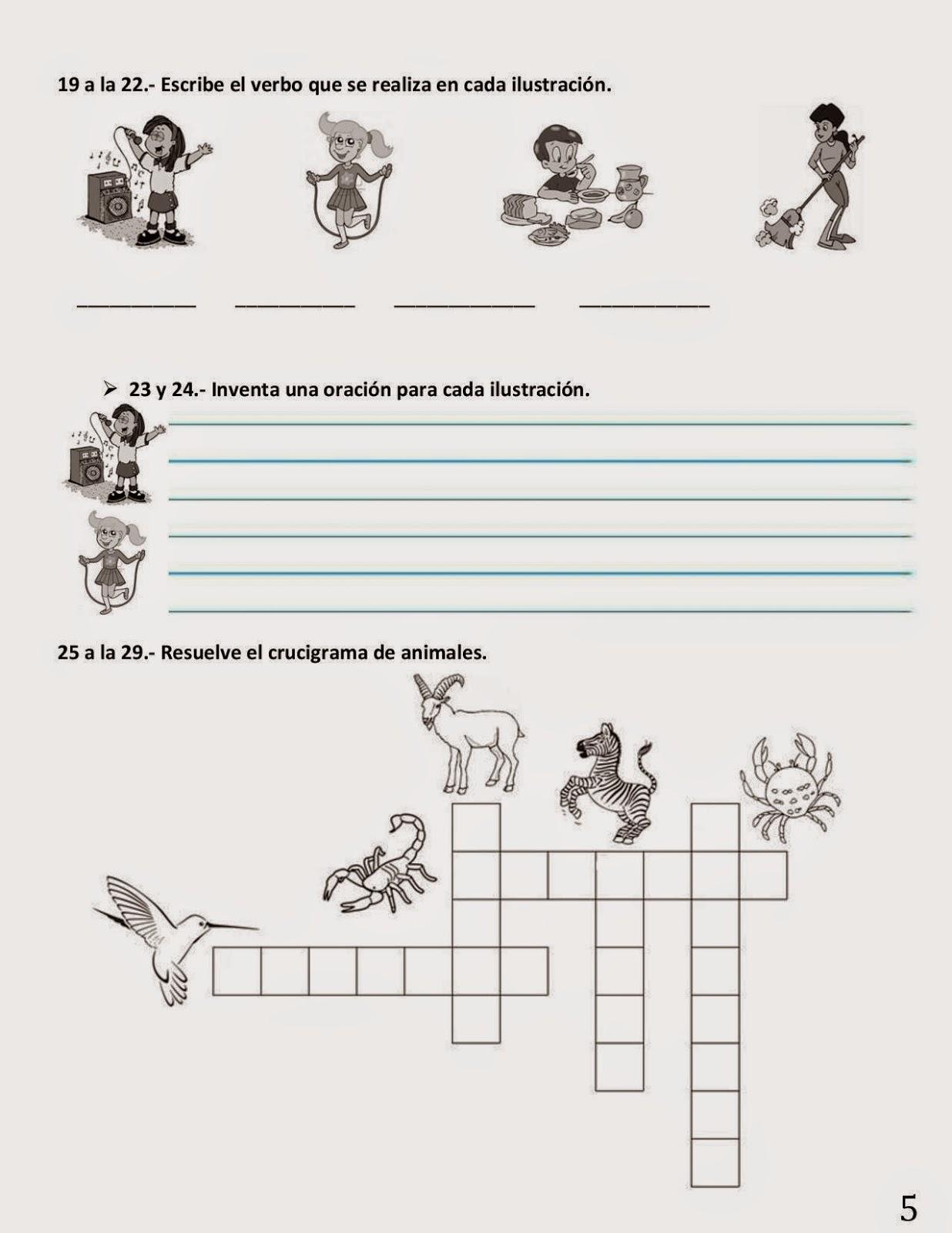 Examen 1er grado Bloque 4 2014-2015 pag 5