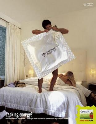 Iklan Kondom Paling Gokil