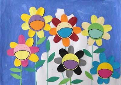 Des fleurs «kawaï» – fin