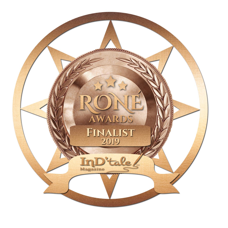 2019 RONE Award Finalist!