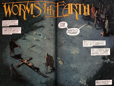 Worms of the Earth - Barry Windsor-Smith