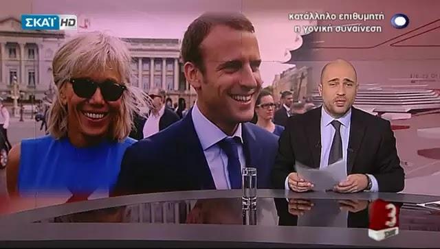 Ο Μπογδάνος για το «παιδί» των Rothschild …Μακρόν [Βίντεο]