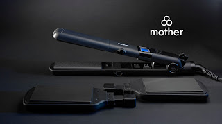 Hair Straightener With Dual Plates By Mother