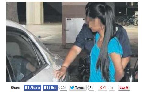 Viral : Woman raped boyfriend several times News is Fake!