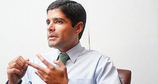 ACM Neto, pré-candidato do DEM à Prefeitura de Salvador