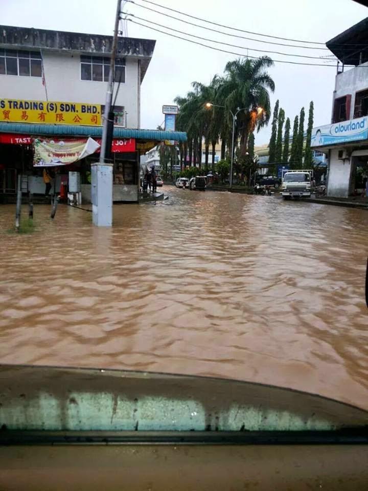 Banjir Terkini Di Sabah