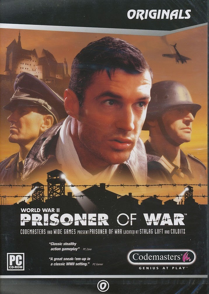 World War 2 Prisoner Of War Game