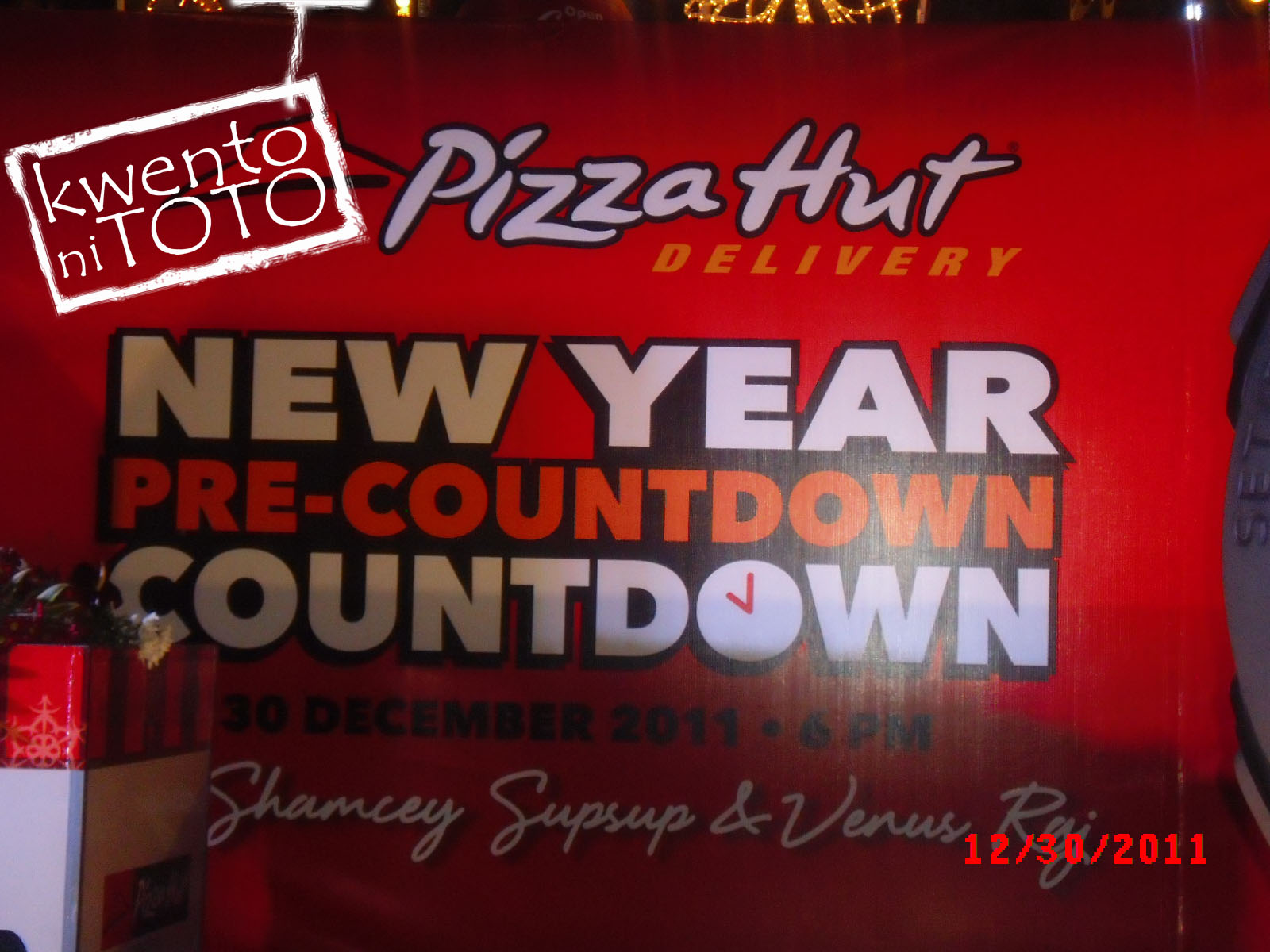 this was the main objective of the recent pre new year countdown