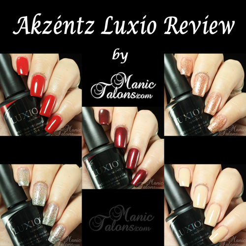 Akzéntz Luxio Gel Polish Review