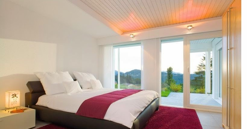 panduan bangunan rumah contoh desain kamar tidur 2