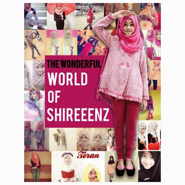 Foto Hijaber Kid Cantik : Jilbab Style Anak Ala Shirin Al Athrus 2014