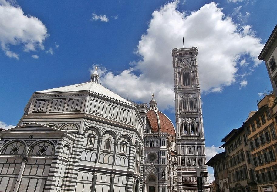 Stª Mª del Fiore. El  Duomo. Florencia