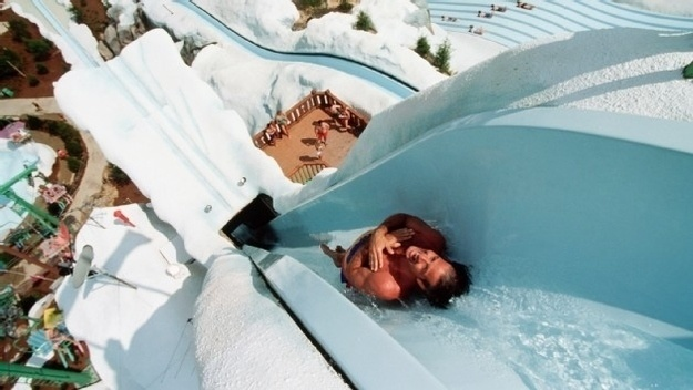 #6. Summit Plummet, Florida - The World's 25 Scariest Waterslides… I'm Surprised #6 Is Even Legal.
