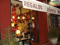 Visita 'Ideas' tu tienda de regalos y decoración de Granada.