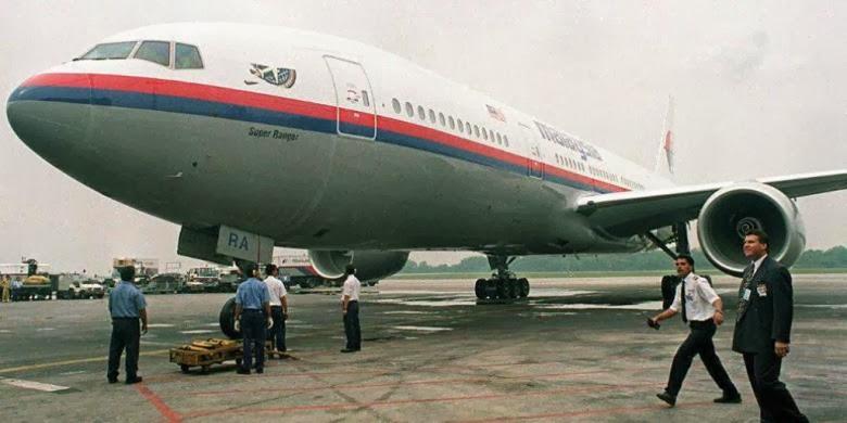 5 Kejanggalan Tentang Hilangnya Pesawat Malaysia Airlines