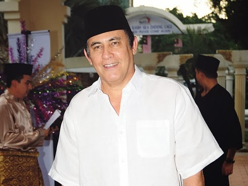 Datuk Yusof Haslam Jawab Isu 'tutup mata'?