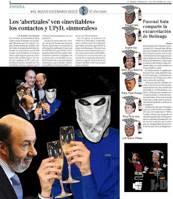 Rajoy se equivoca profundamente pensando que es capaz de engañarnos en el caso Bolinaga