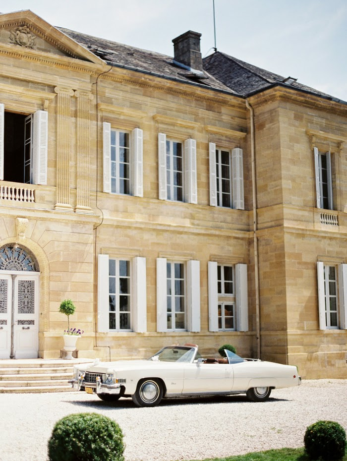 Weddings romantic french chateau wedding by erich mcvey for French chateau style
