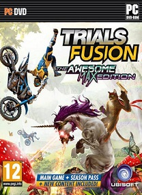 Trials Fusion Awesome Level Max Edition-SKIDROW For Pc cover