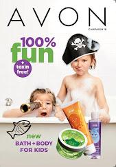 Shop the Current Avon Brochure Online