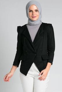 Jilbab Remaja Casual Masa Kini