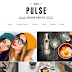 Pulse Free Blogger Template