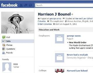 Obama Aka Bounel Both Share Same Social on Ann Dunham And Barack Obama