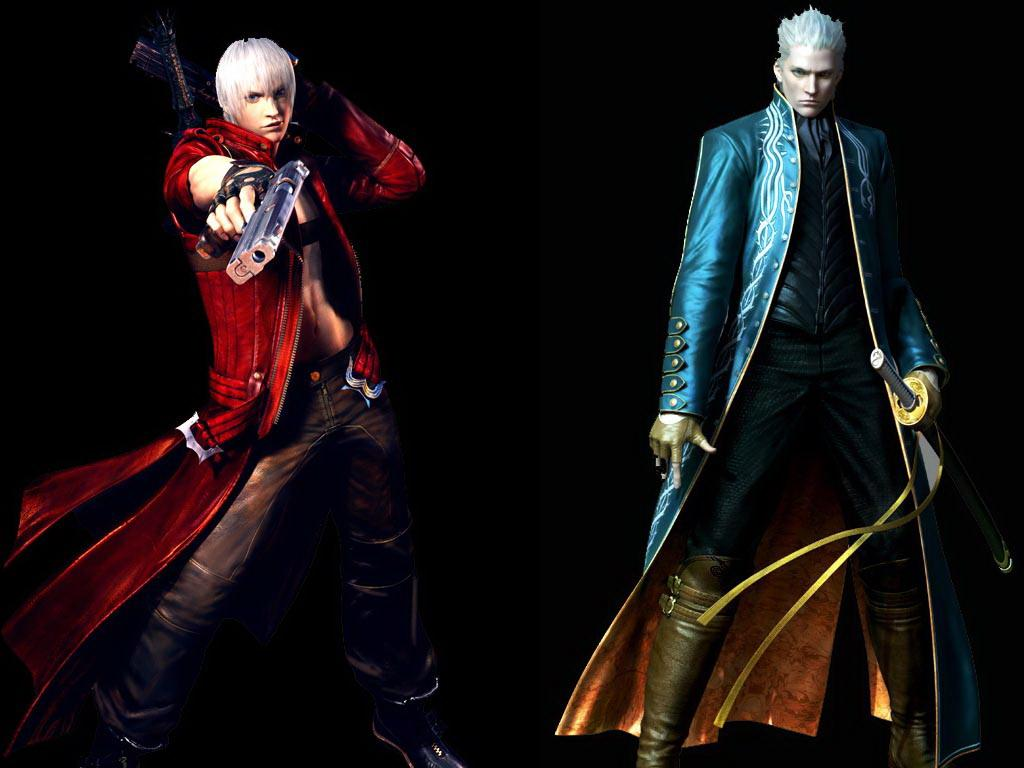 Devil May Cry HD & Widescreen Wallpaper 0.321633127404407
