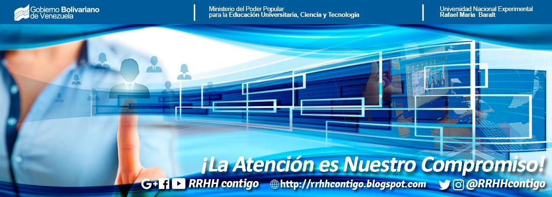 RRHH Contigo | La atención es nuestro compromiso!