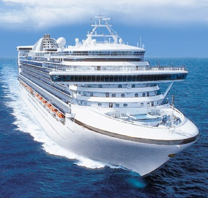 Princess Cruises Caribbean Princess and Emerald Princess Sails from New York to New England and Canada