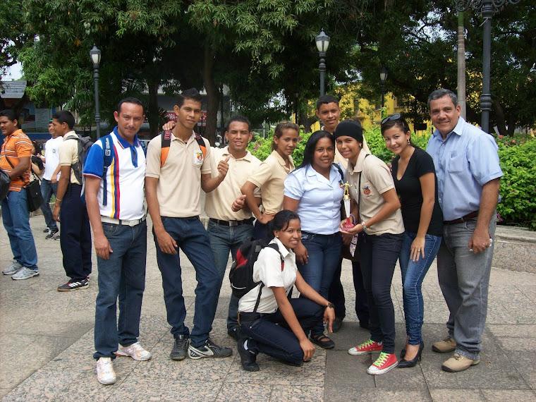 Semana de la Instrucción Premilitar 2012