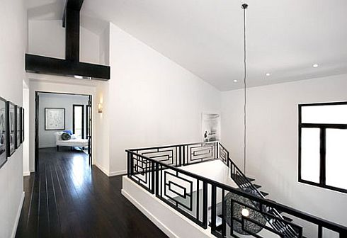 Ceramic Tile Pattern In Black And White Interior Design Online