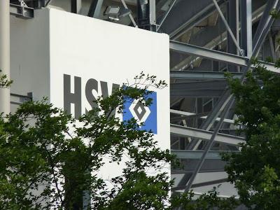 HSV Stadion, HSV Raute, Volksparkstadion