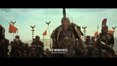 Dragon Blade (Movie) - Trailer - Song / Music
