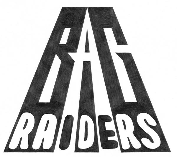 Bag Raiders // January 2012 Mixtape