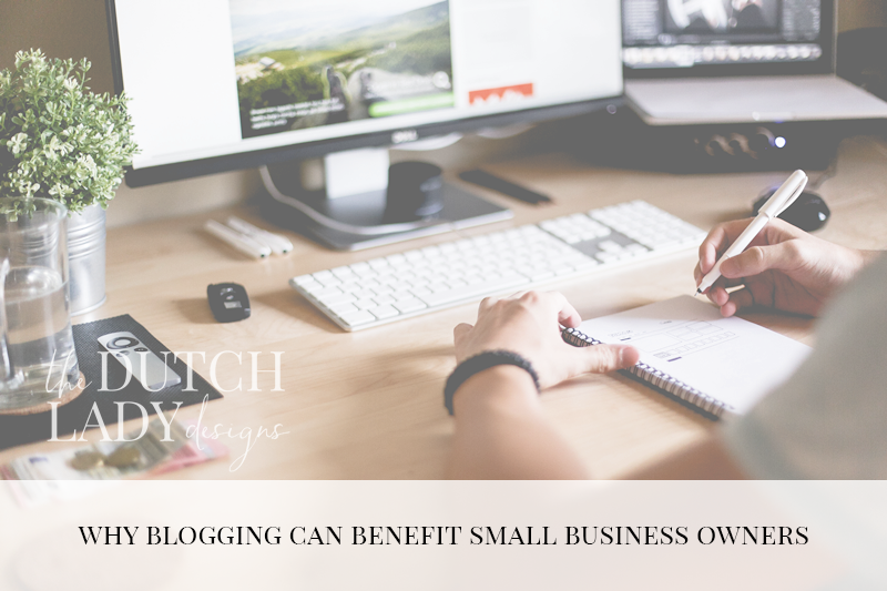 benefits of blogging for business owners